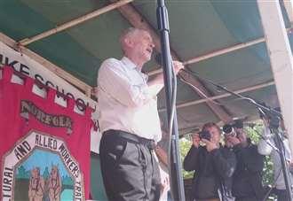 Jeremy Corbyn to speak at rally in King's Lynn