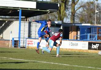 Linnets hoping to find a solution to complete season after Weymouth draw
