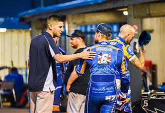 Stars go down fighting in defeat at National Speedway Stadium