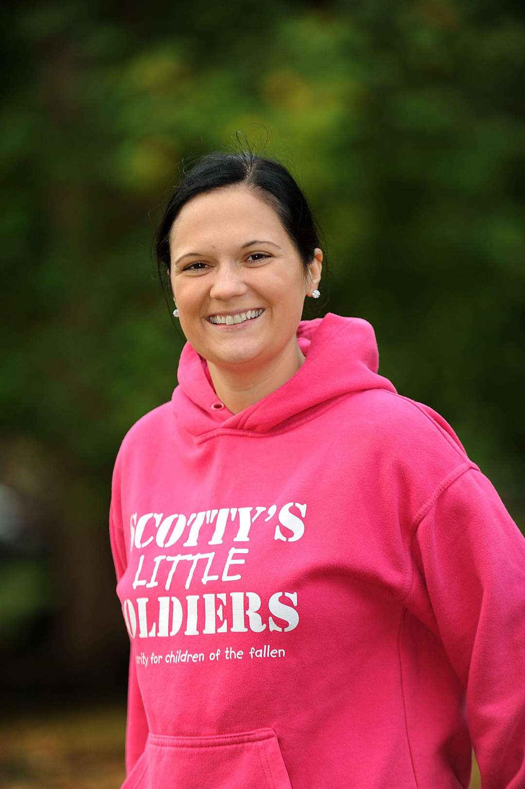 Scotty's Little Soldiers charity founder Nikki Scott. (5607084)