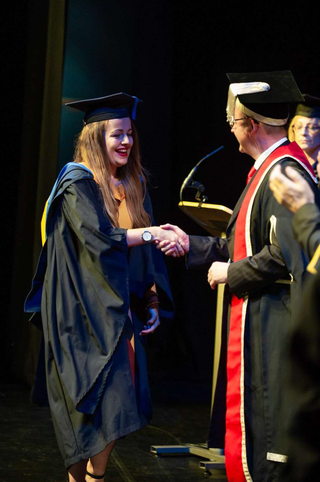 College of West Anglia Graduation. Pictures: Paul Tibbs (4646529)