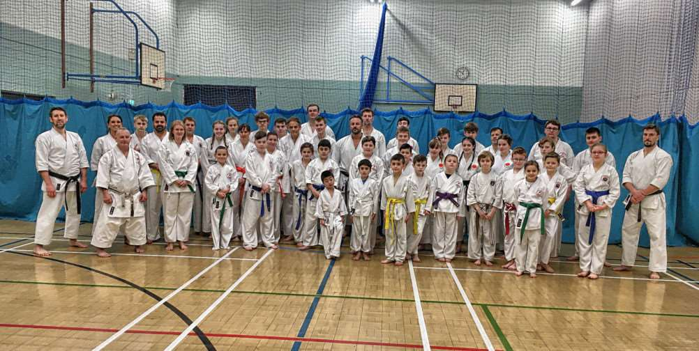 Samurai Karate School held arguably their best and most successful event ever in their 18-year history.