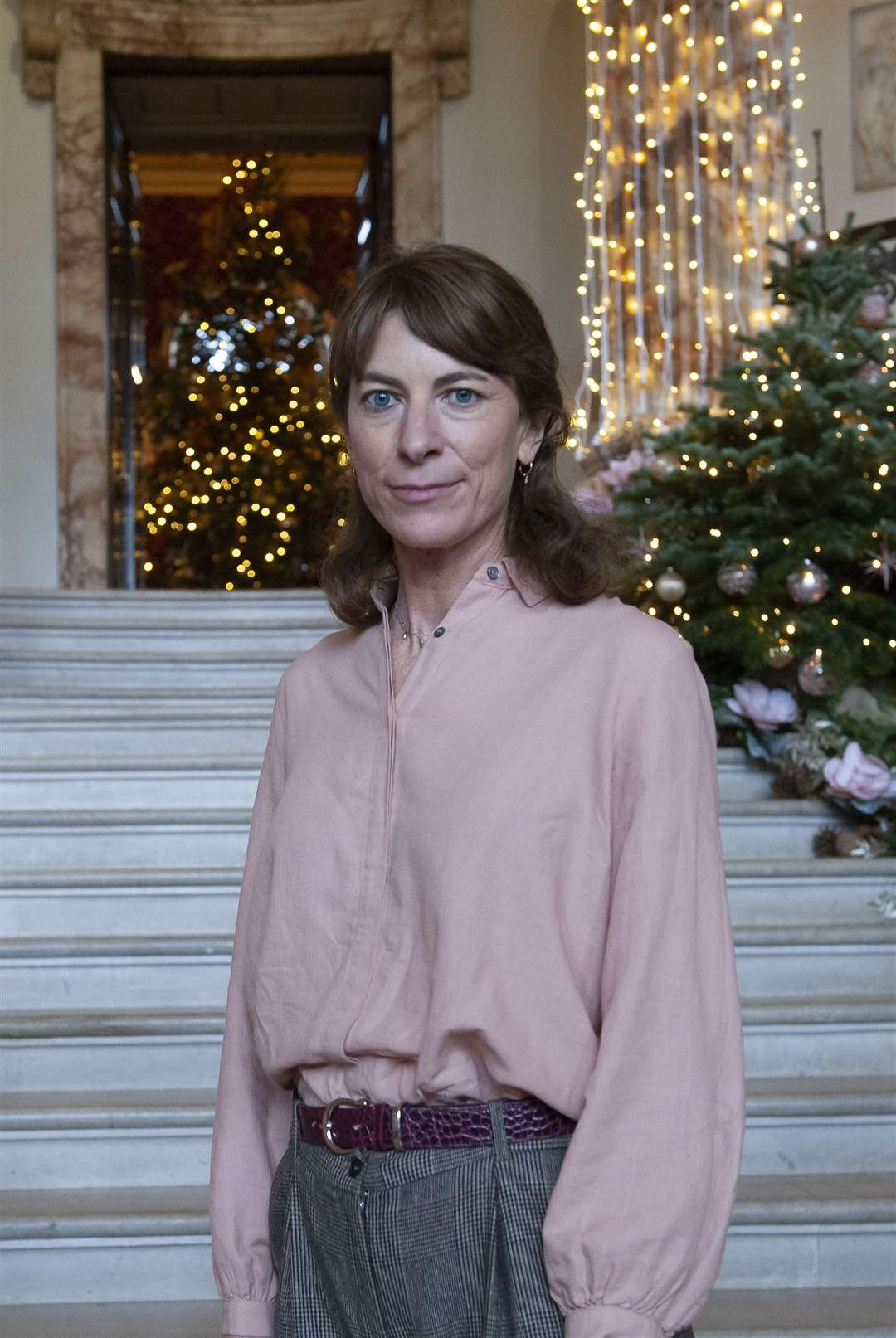 Festive Season at Holkham Hall. Pictured is Lady Leciester.. (43942853)