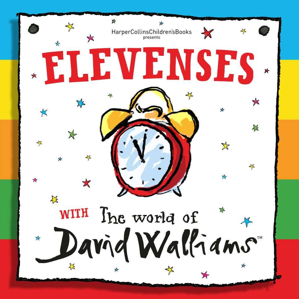 The World of David Walliams launches Audio Elevenses (32274572)