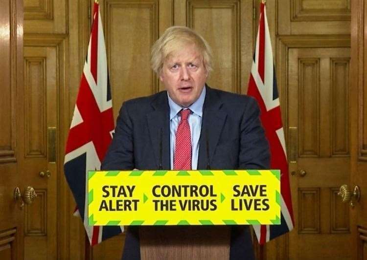 Boris Johnson announces stricter COVID-19 measures for London and south