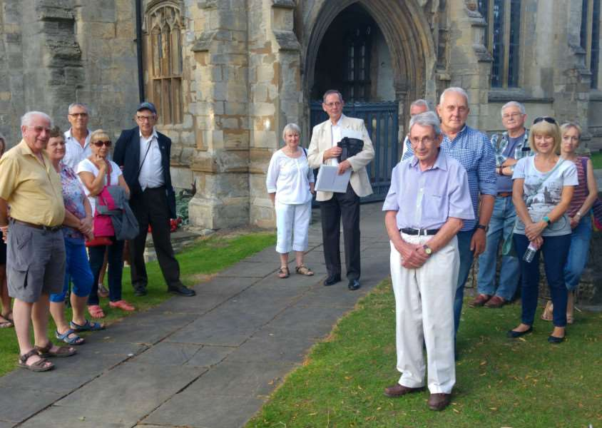 Join Lynn Guides retracing the steps of Sir John Betjeman