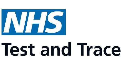 NHS Test and Trace logo (42216806)