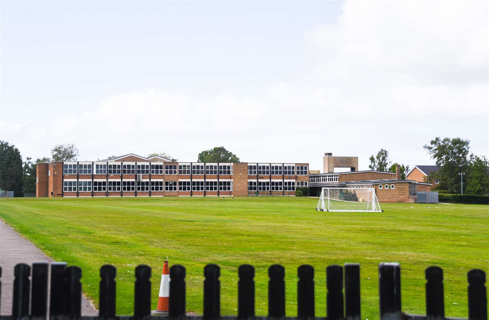 Springwood High School in King's Lynn.. (40907947)