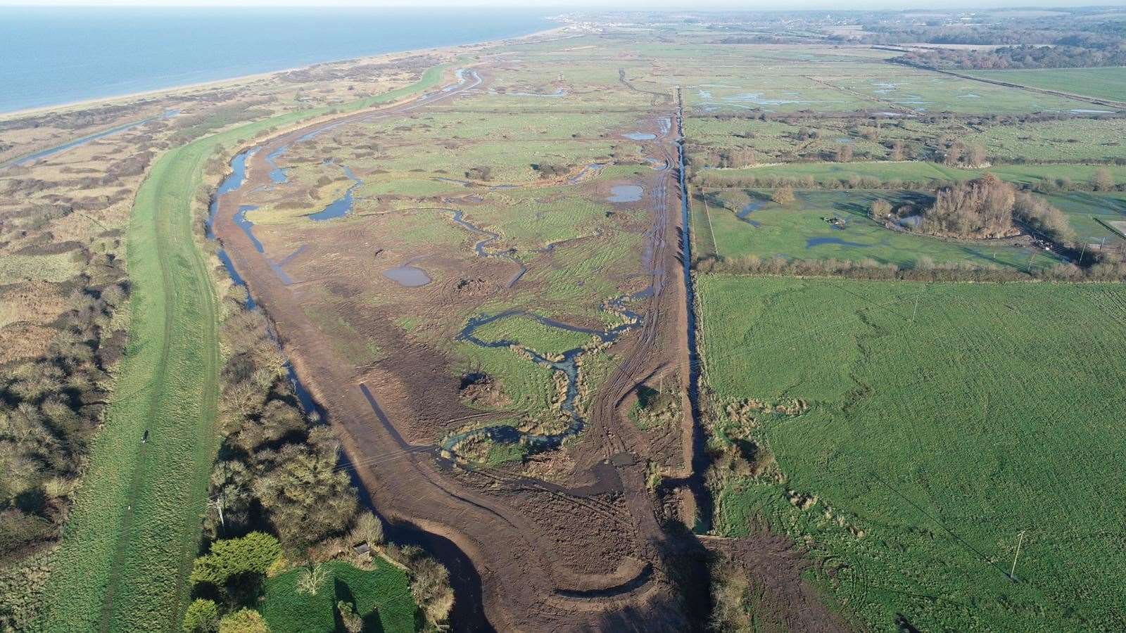 The Wild Ken Hill site at Snettisham (43101600)
