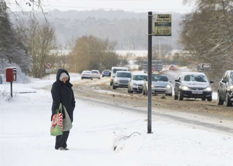 Beast from the East brings blanket of snow to West Norfolk