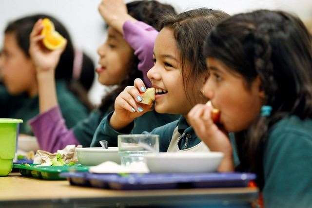 Should free school meals be extended during the holidays?