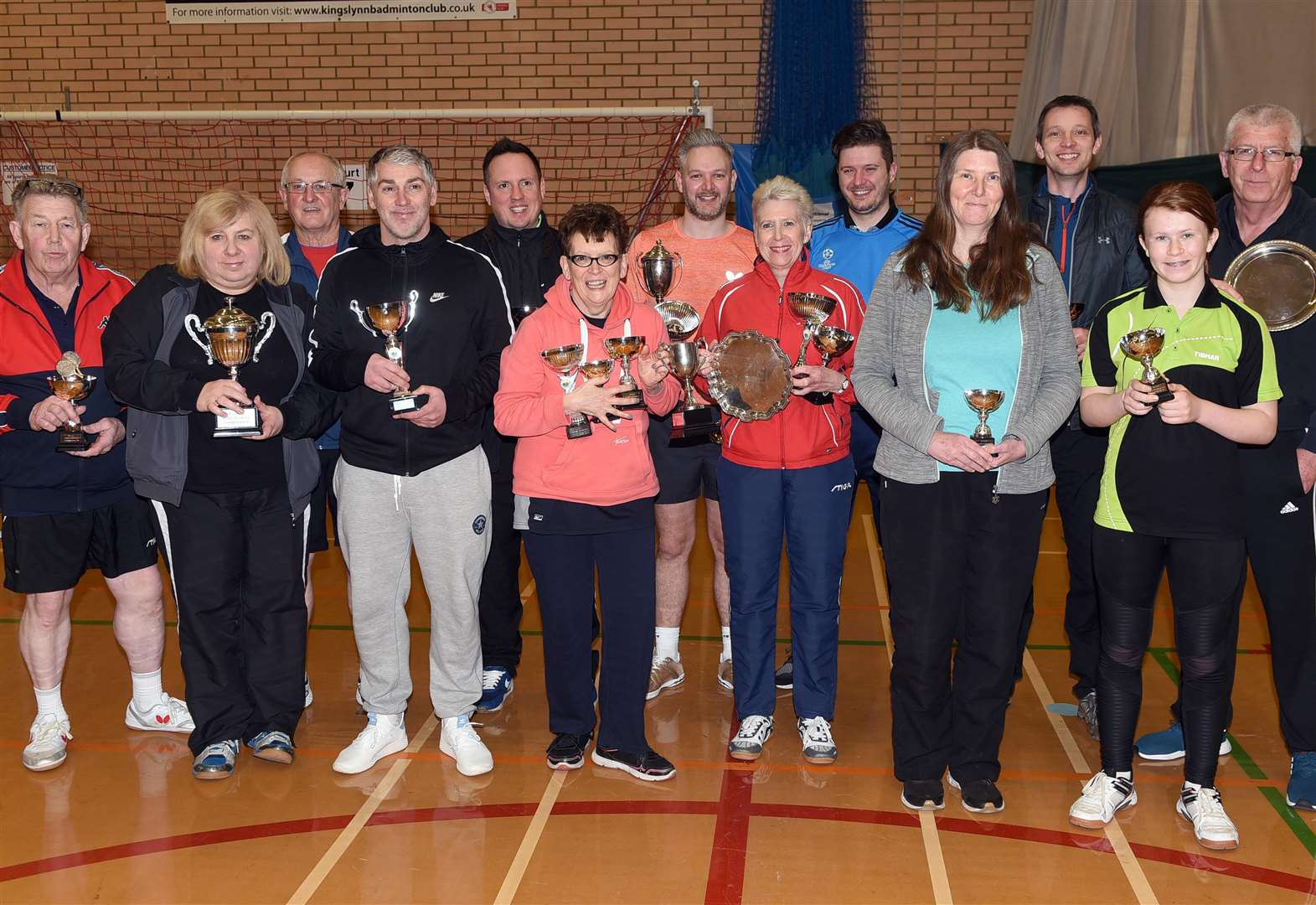 Kings Lynn Table Tennis Championships... (6933926)