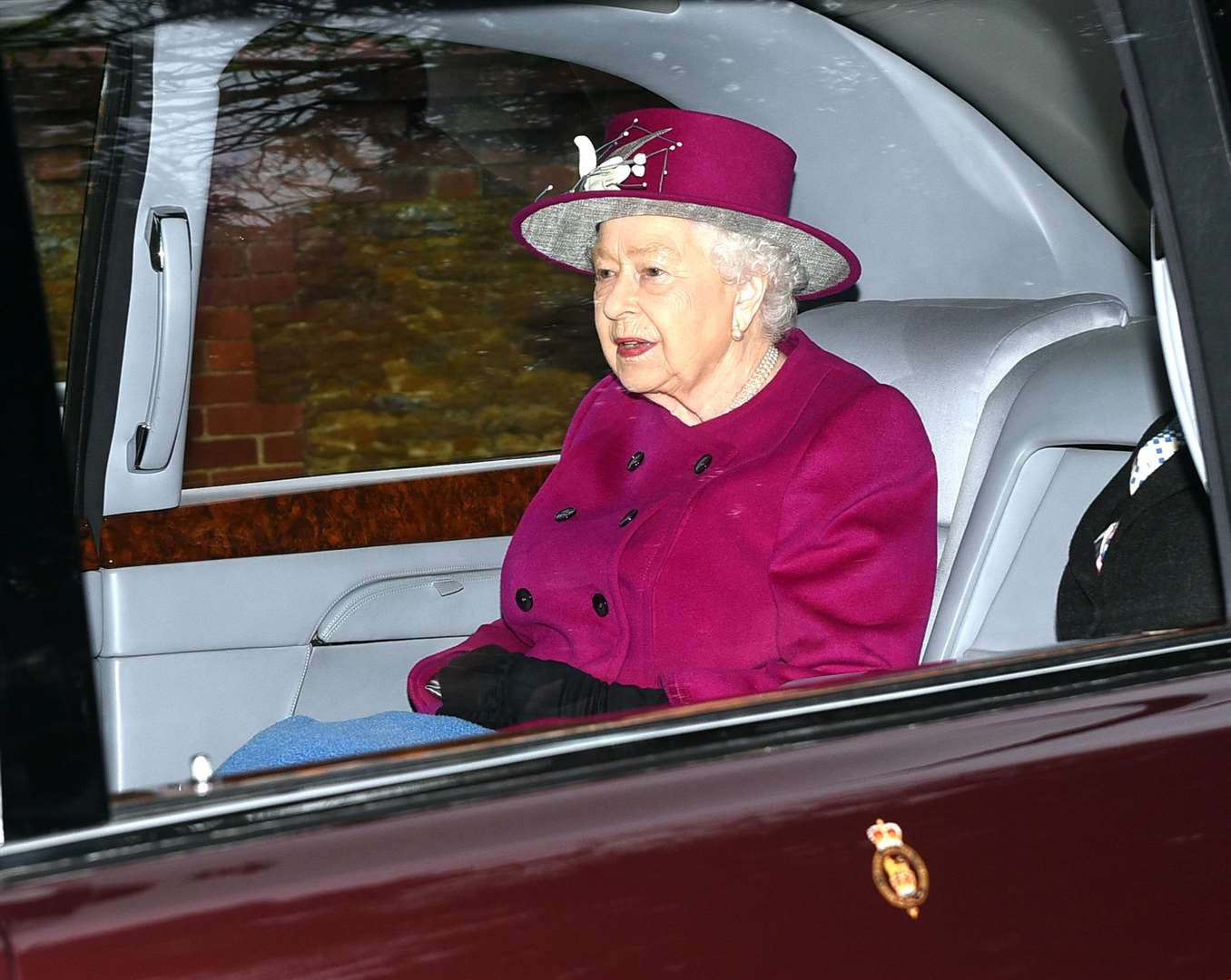 Royal Family attends traditional Christmas church service at Sandringham