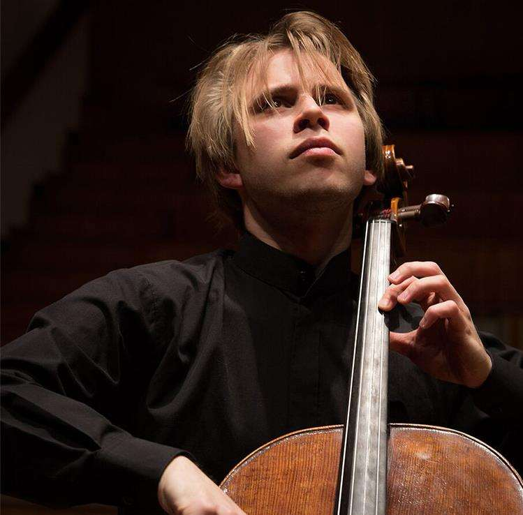 Polish cellist Marcin Zdunik, artist-in-residence for the King's Lynn Festival.Photo supplied. (3331212)