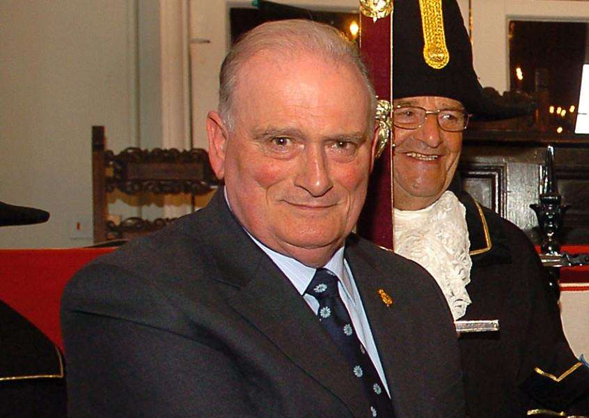 Bill Daws, who had died, aged 75