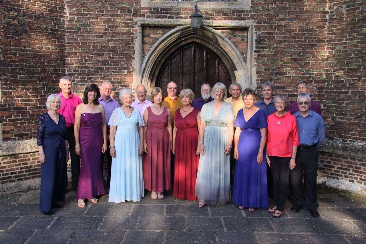 Guildhall Singers. Photographer: Mike Walker (22760918)