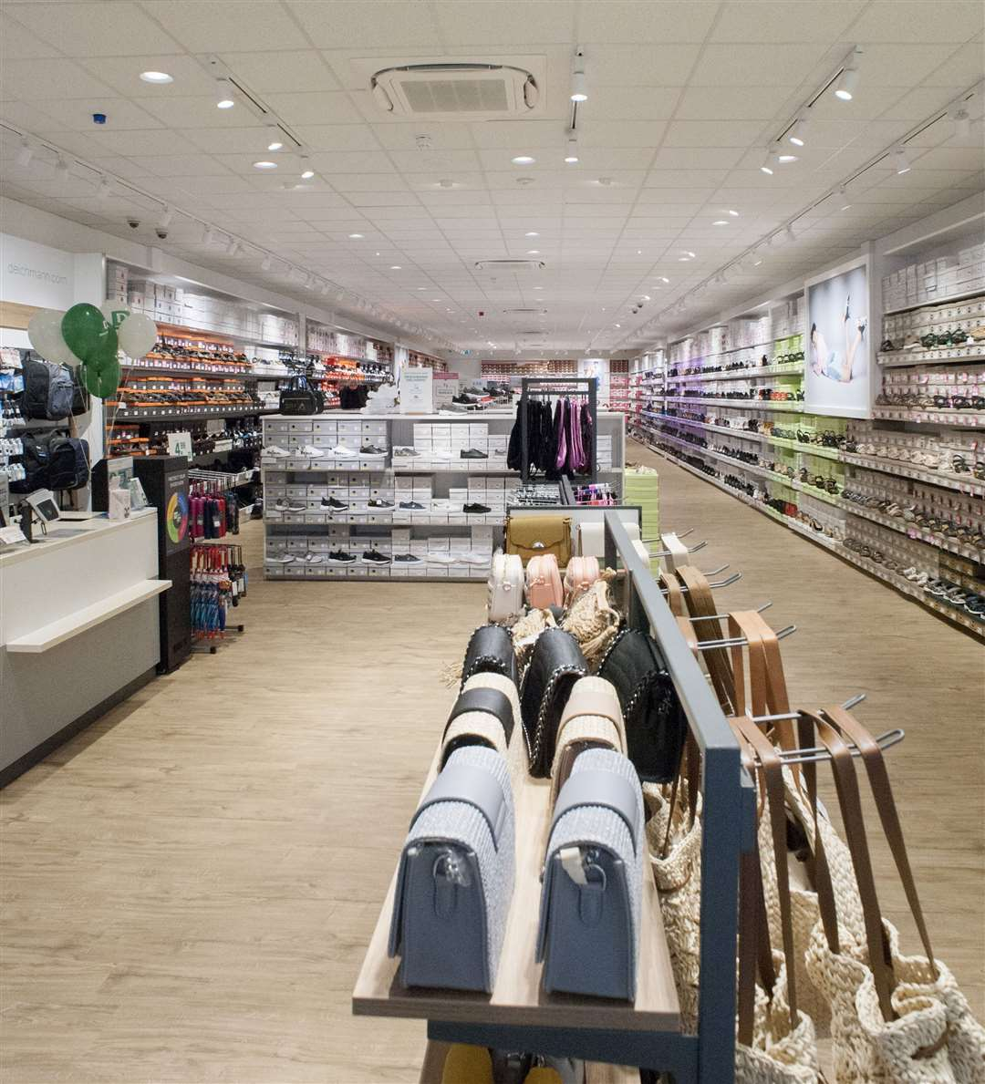 Opening of the Re-Furbished King's Lynn Deichmann Store.. (14858519)