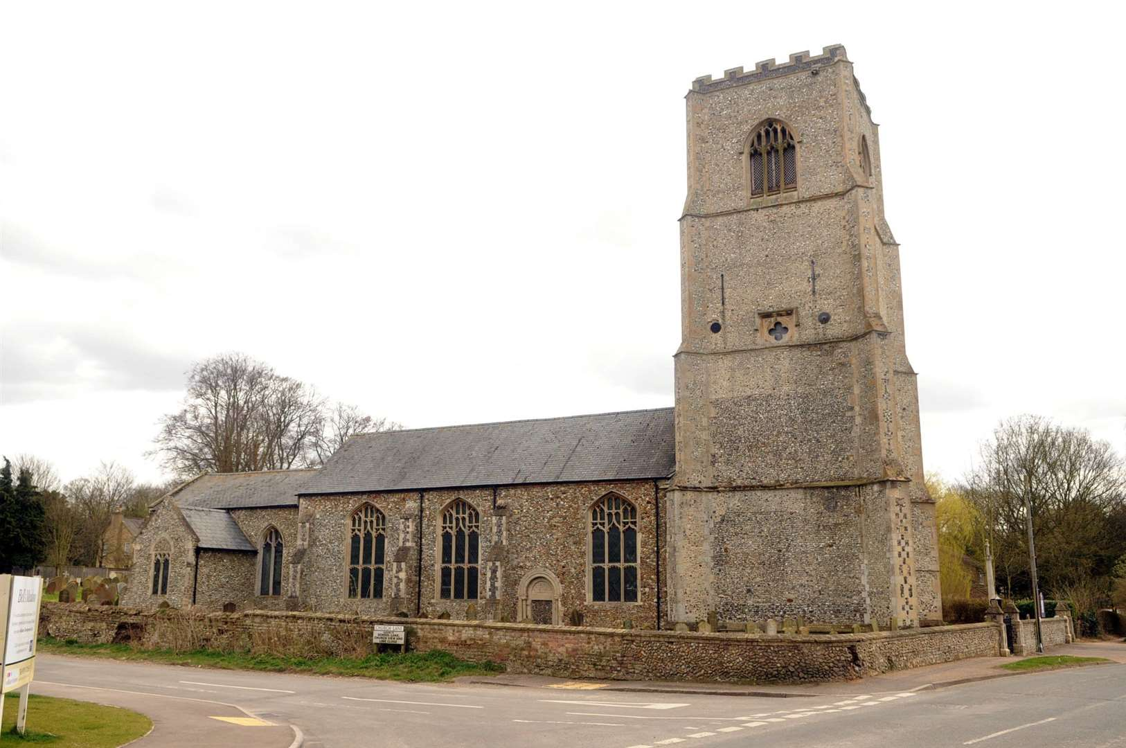 Marham's church remains closed due to Covid-19