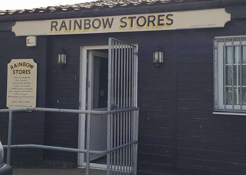 Rainbow Stores opens in East Rudham.