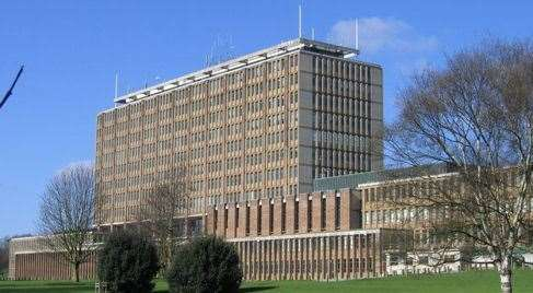 Norfolk County Council's headquarters