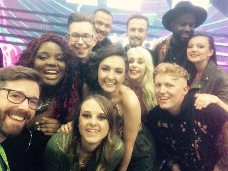 Leeds Contemporary Singers - winners of BBC's Pitch Battle. Photo: SUBMITTED.