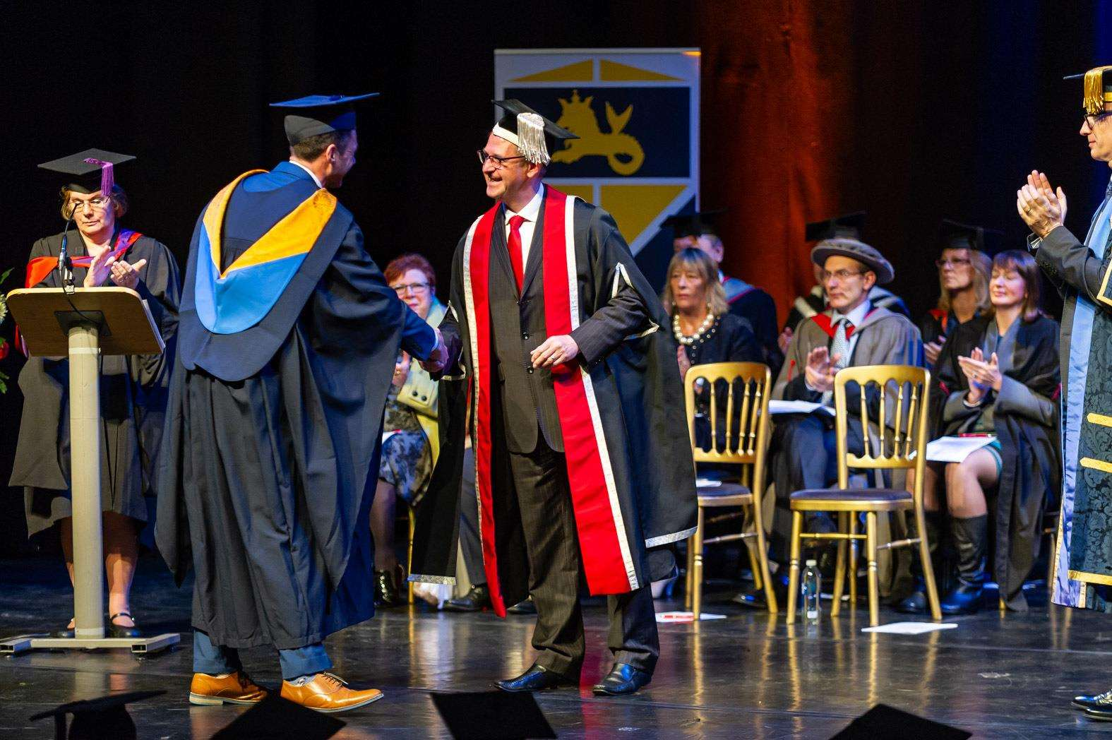 College of West Anglia Graduation. Pictures: Paul Tibbs (4646527)