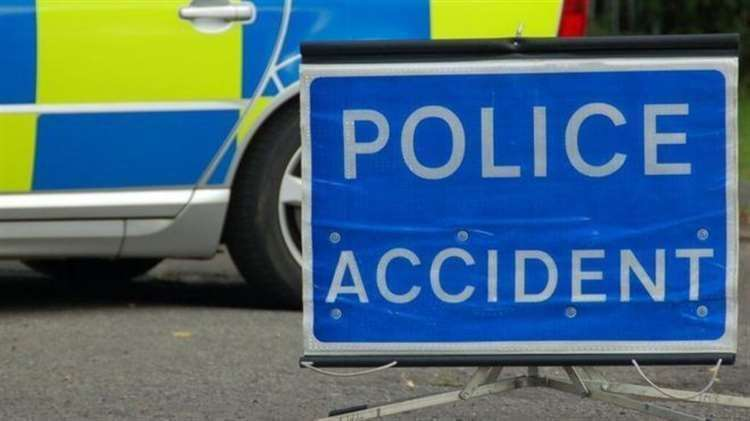 There was an accident at the Roydon A148 junction this morning (Thursday, October 15)