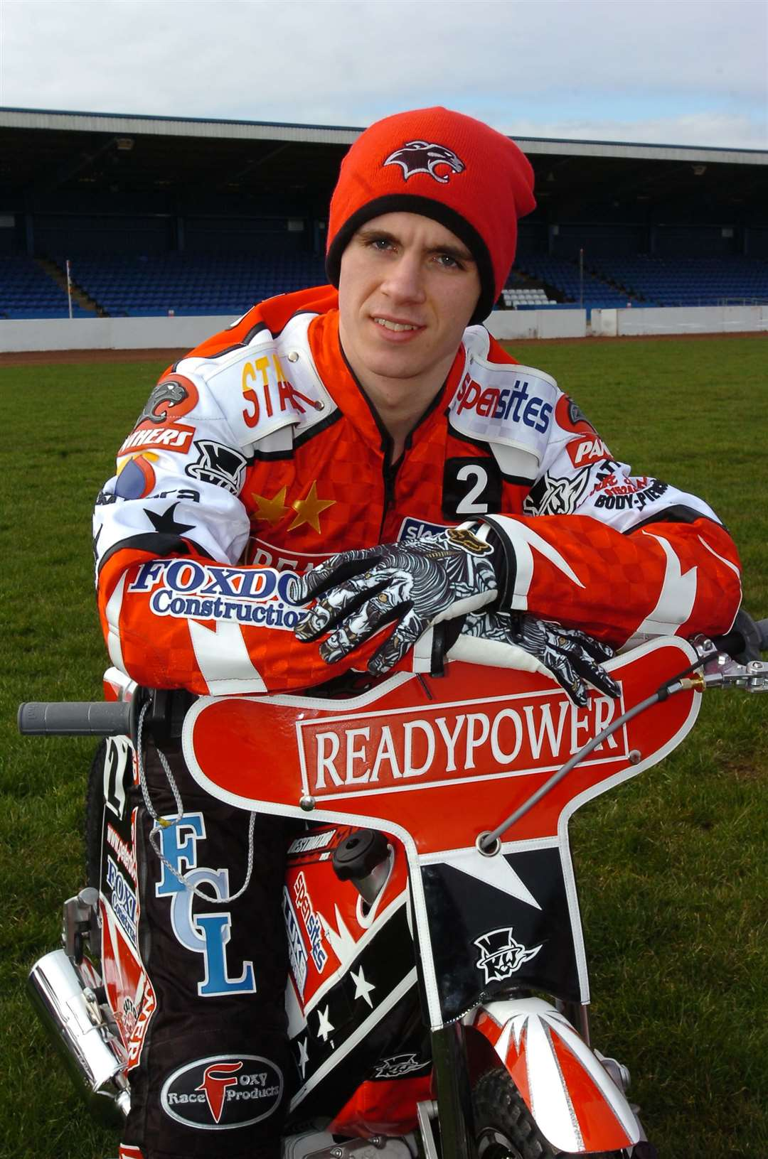 Peterborough Panthers press day at Alwalton Lewis Bridger. (44417275)