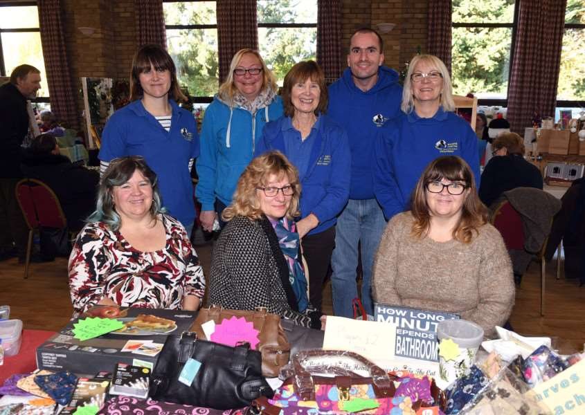 Magpie Centre Art and Craft Fair, at Stowbridge Village Hall