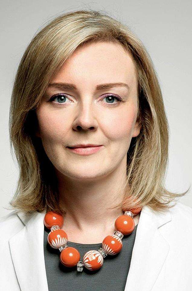 Elizabeth Truss MP.New picture April 2011. (6550935)