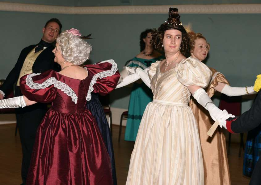 Victorian Christmas Ball at Swaffham Assembly Rooms