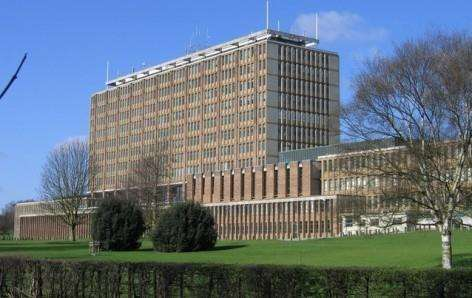 Norfolk County Council headquarters (2733575)