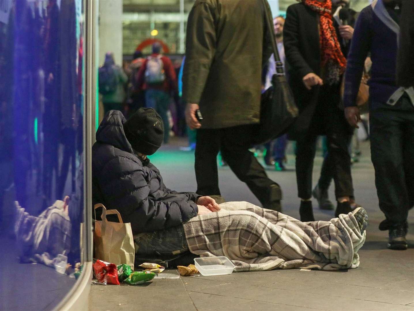 A new scheme to provide health support for homeless people has been launched