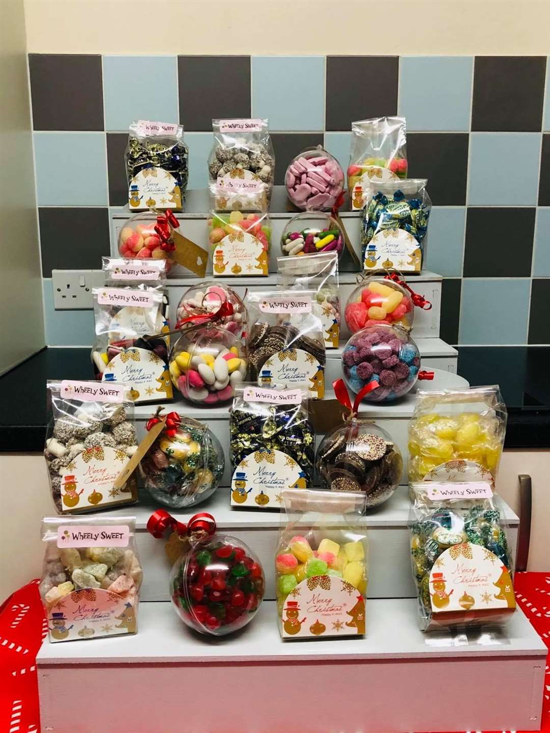 Christmas baubles from Wheely Sweet (43145864)