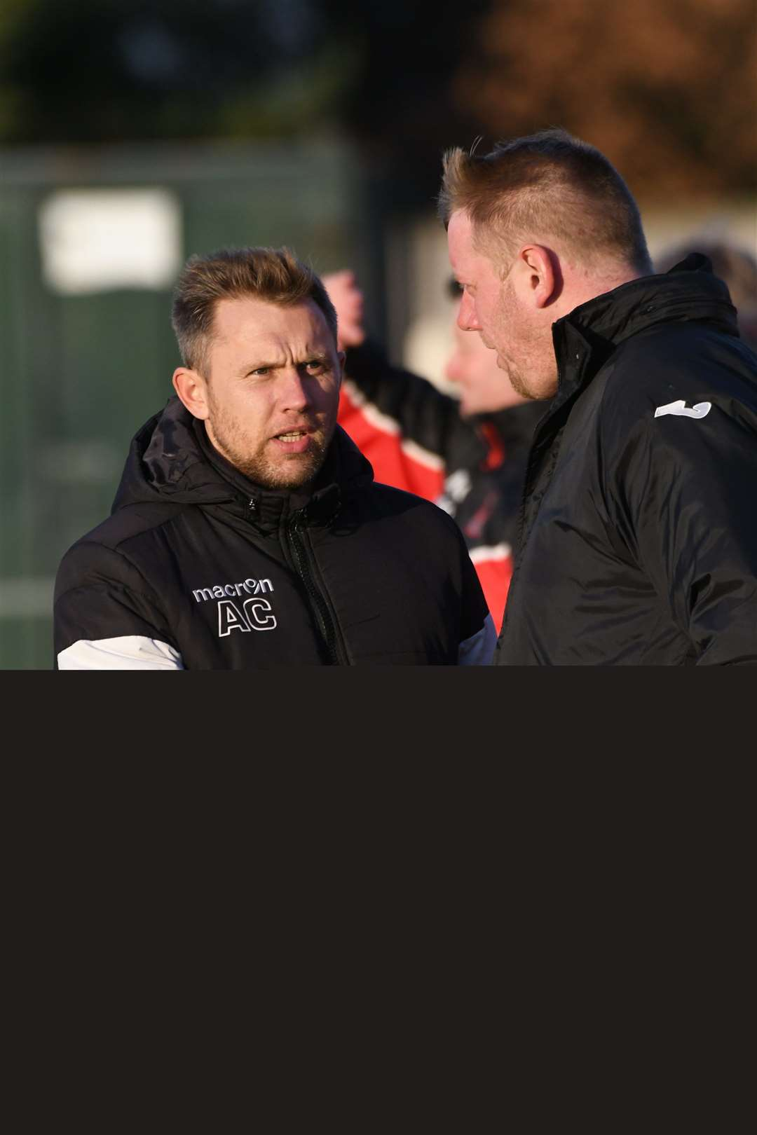 Fakenham Town v Histon....Andy Cunningham new manager. (31495888)