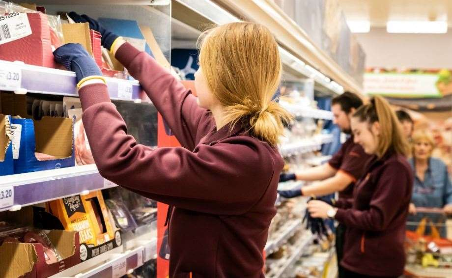 The changes the UK's supermarkets are making as demand rises amid coronavirus outbreak