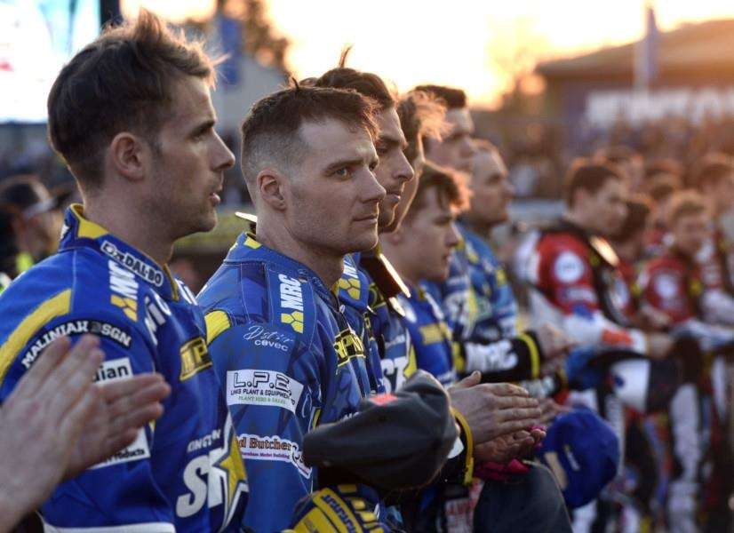 Kings Lynn Stars v Belle Vue