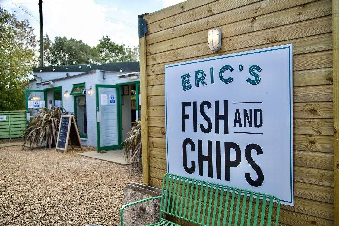 The business has restaurants in Thornham, Holt and St Ives. Picture: Eric's Fish and Chips (43202546)