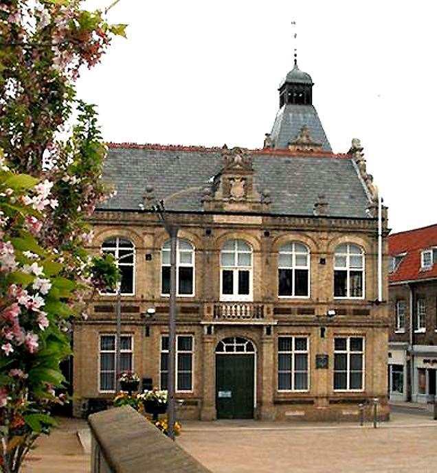 Downham Market Town Hall. (45992042)