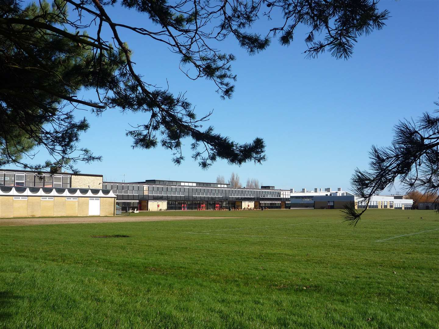 Smithdon High School inHunstanton (20731959)