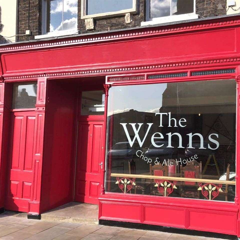 The Wenns Chop and Ale House on Saturday Market Place (30759597)