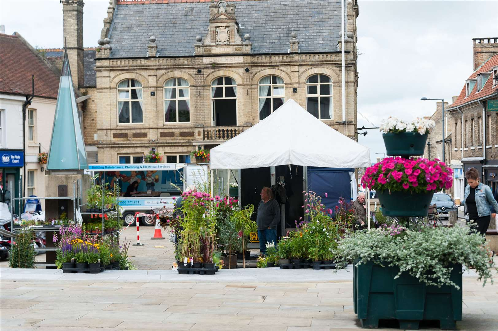 Councillors will consider proposed new rules for Downham's market this week.