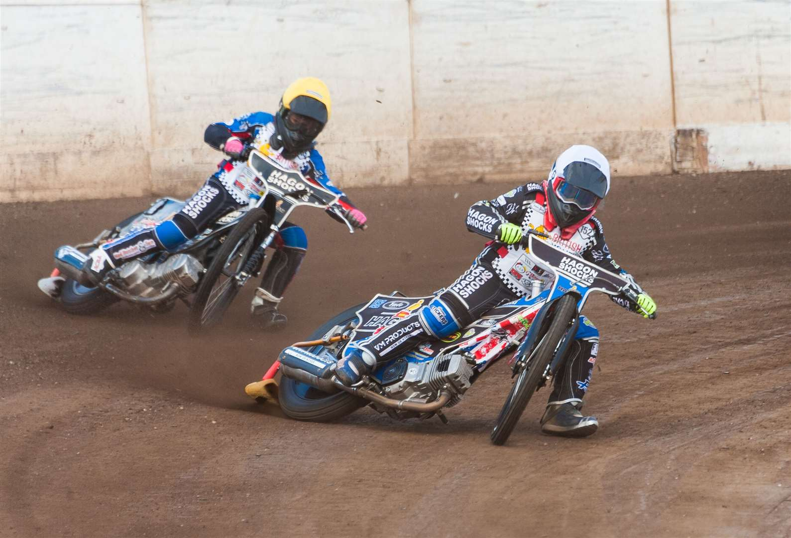 Round Three of the British Youth Championship was held at the Adrian Flux Arena.. (41603262)