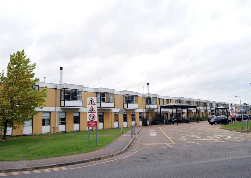 Queen Elizabeth Hospital , King's Lynn