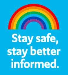 Stay safe, stay better informed (34685296)