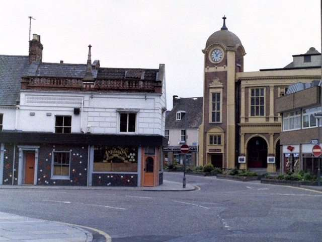 The former Antonio's Wine Bar in King's Lynn. Photo: SUBMITTED.