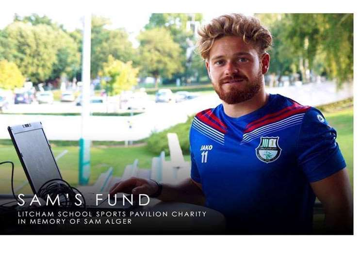 Sam's fund - Litcham School Sports Pavilion Charity in Memory of Sam Alger.
