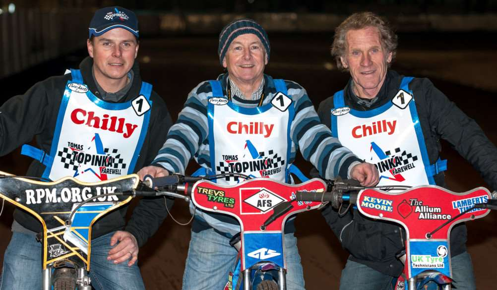Speedway'' Tom it's Terry Betts & Ian 'Turner