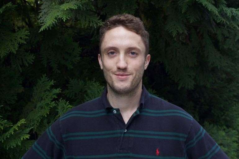 Project Manager Dominic Buscall (43101588)