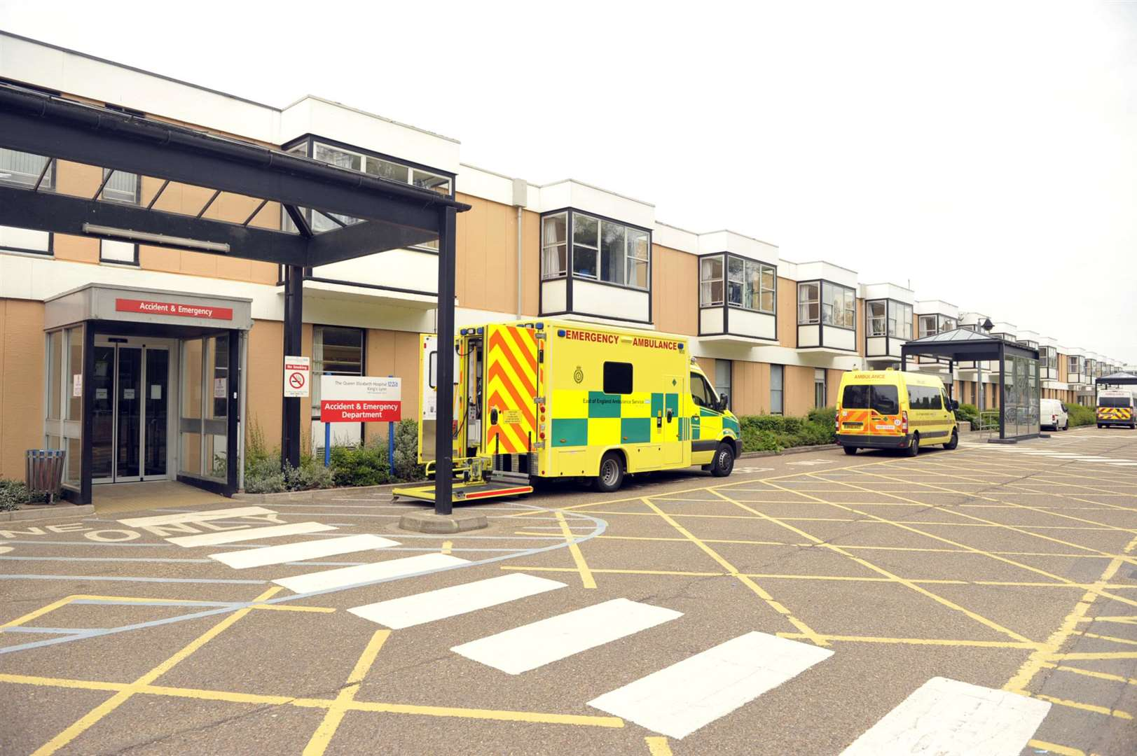 King's Lynn's Queen Elizabeth Hospital